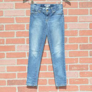 Cat & Jack kids super skinny denim jeans size 8